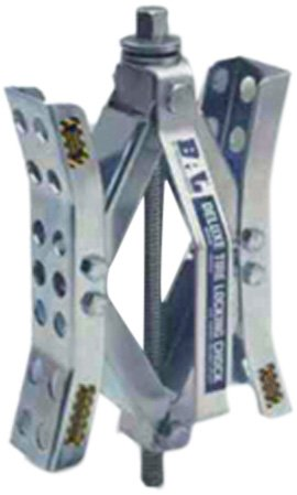 BAL 28005  Deluxe Tire Chock by BAL R.V. Products Group
