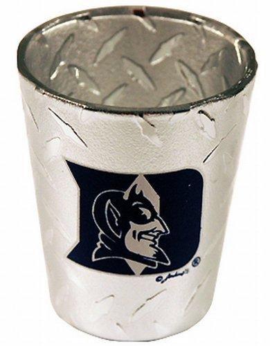 Devils Glass Diamond (NCAA Duke Blue Devils Shotglass, Diamond)