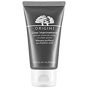 Origins Clear Improvement Active Charcoal Mask To Clear Pores 1.7oz by Chom