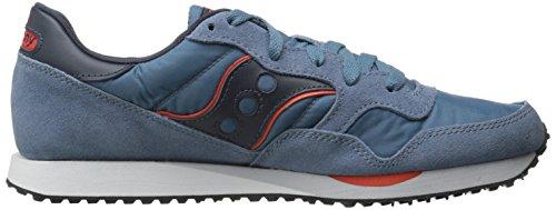 Sneaker Saucony DXN Trainer de ante gris Teal / Black