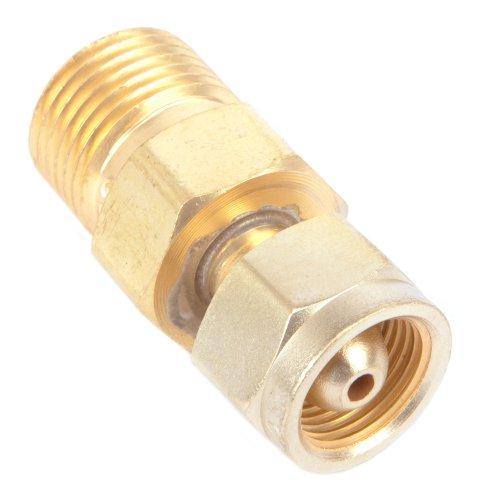 Forney acetylene regulator adaptor cga to