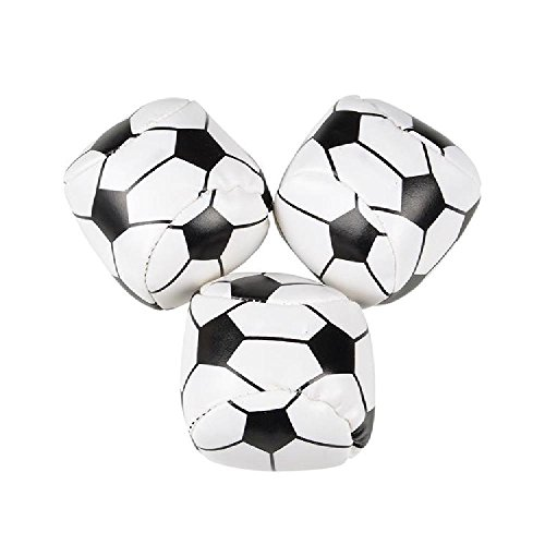 2'' Soft Stuff Soccer Ball by Bargain World