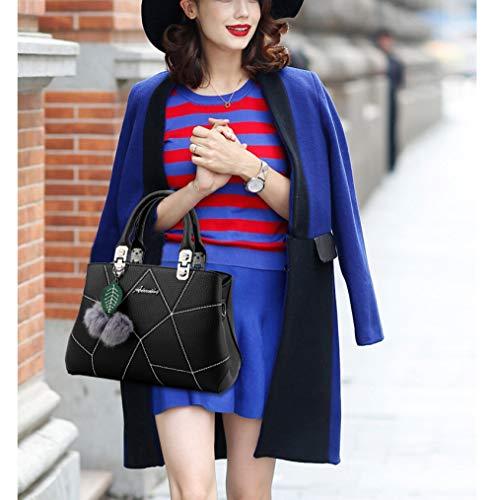 Flht Donna Da Pelle In Tracolla Borsa Mano Viaggio Secchiello Per Spalla Beige Cosmetica Moda A r8axrFIqwY