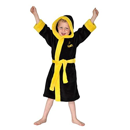 dac43b042e Boys Rocky Balboa Dressing Gown - Super Super Soft - 10 to 12 Years   Amazon.co.uk  Kitchen   Home