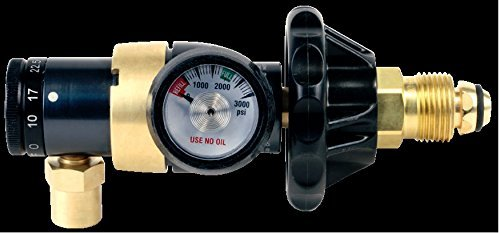 ACCU-TROL ACU-200 Argon/CO2 Regulator for MIG or TIG Welding 1/EA by Western Enterprises