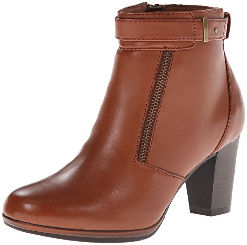 Clarks Kalea Gillian Boot Tan