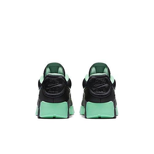 Nike 844600-003 - Zapatillas de deporte Mujer Negro (Black / Green Glow-Pure Platinum)