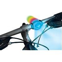 Nite Ize Unisex Led Bisiklet Iışığı-Disco Twistlit, Siyah/Beyaz, Standart, Tlt-03-07