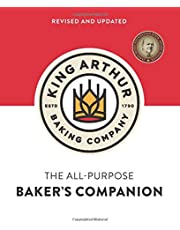 The King Arthur Flour All-Purpose Baker's Companion (Revised and Updated)