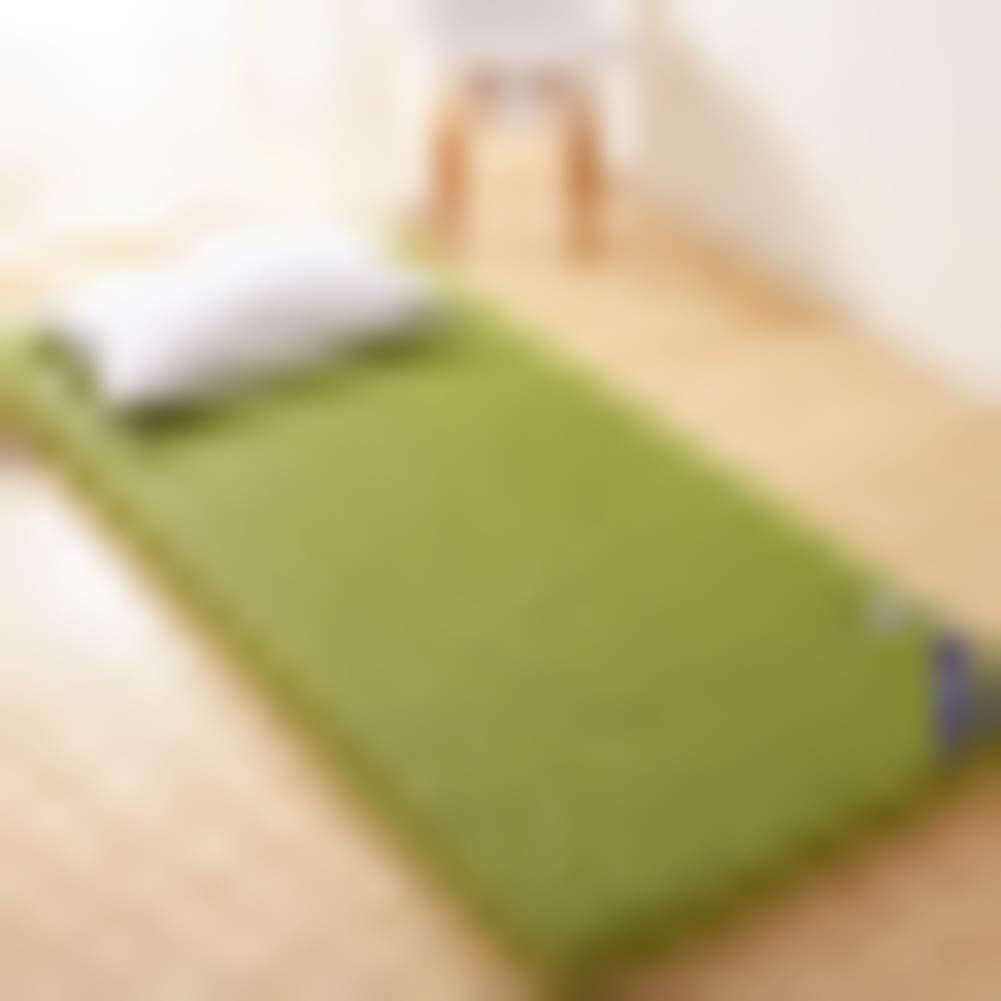 C 200x220x6.5cm(79x87x3inch) Breathable Mattress Collapsible, Softness Comfortable Futon Single Sleeping Pad for Bedroom School Dormitory-d 80x190x6.5cm(31x75x3inch)