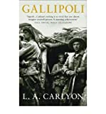Gallipoli by Les Carlyon front cover