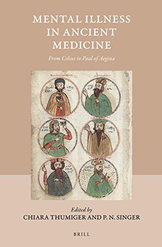 Mental Illness in Ancient Medicine (Studies in Ancient Medicine)