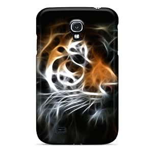 DJPGevq7799nOROi Case Cover, Fashionable Galaxy S4 Case - Tiger