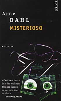 Book's Cover ofMisterioso
