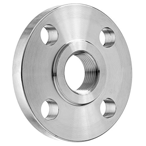 (USA Sealing 304 SS 150 Threaded Pipe Flange - 1