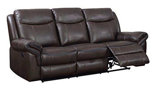 HOMES Inside Out Harley Transitional 2-Piece Sofa Recliner Set