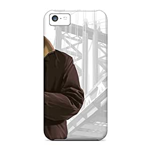 Hot Snap-on Niko Grand Theft Auto Iv Hard Cover Case/ Protective Case For Iphone 5c by runtopwell