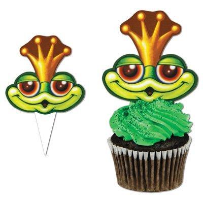 Frog Cupcake Kit   (10/Pkg)