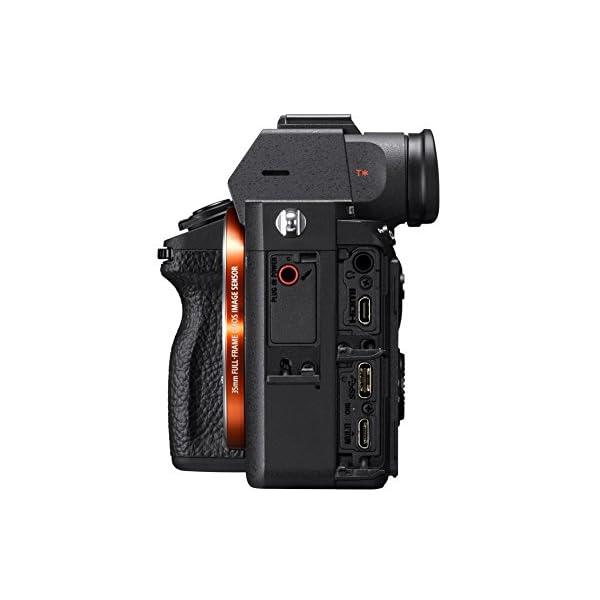 RetinaPix Sony a7 III Full-Frame Mirrorless Interchangeable-Lens Camera (Body)
