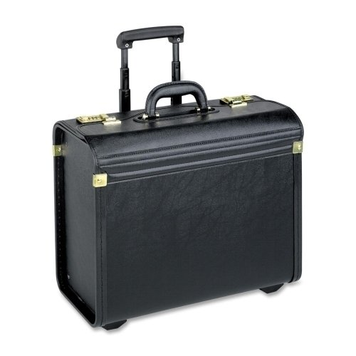 Lorell LLR61613 Oversized Rolling Catalog Case
