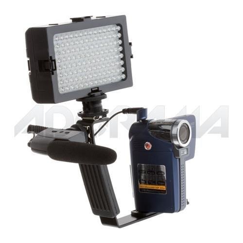 Adorama Heavy Duty con 2 zapatas de flash estándar zapata Mounts: Amazon.es: Electrónica