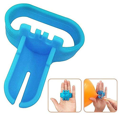Euone Easy to Use Knot Tying Tool for Latex Balloons Party Supplies Balloon Tie]()