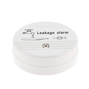 Sharplace Alarma de Sensor de Agua de Garajes Barco Cocina ...