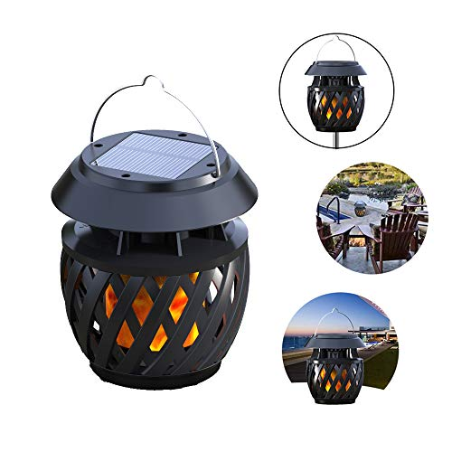 - CLDGF Solar Garden Light Outdoor LED Waterproof Flame Light Torch Evening Atmosphere Christmas Decoration, Atmosphere Lamp