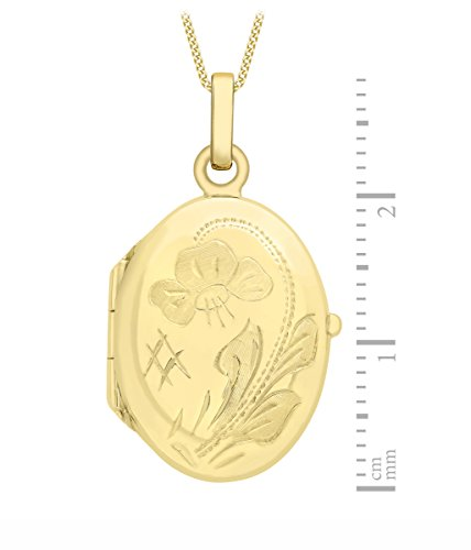 Carissima Gold - Collier - Femme - Or Jaune 375/1000 (9 Cts) 3.15 Gr