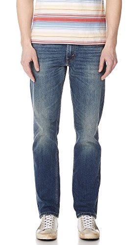 Mens Levis Red Tab (Levis Red Tab Men's Emgee 511 Slim Jeans, Indigo, 33X32)
