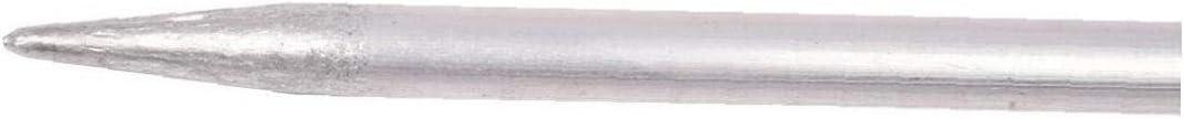 Angelrutenhalter Dehnbare Fischmasthalterung Metallst/änder Rest Unterst/ützung Tackle Rack-20.7-35.4in