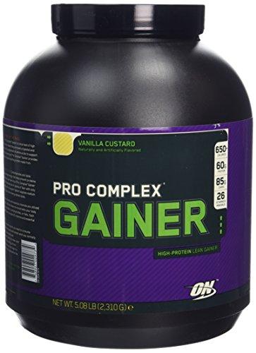 Complex Gainer Pro Optimum Nutrition, crème à la vanille, 14 portions £ 5,09