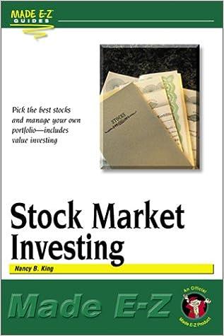 Stock Market Investing (Made E-Z Guides): Nancy B  King