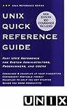 UNIX Quick Reference Guide, Anatole Olczak, 0935739254