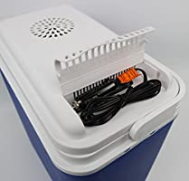 230 V 12 V 22 litros eléctrico nevera portátil Nevera Frigorífico ...
