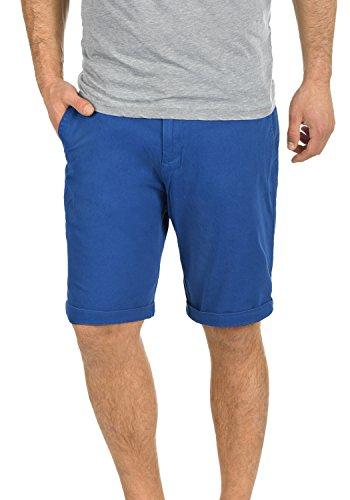 fit Pantalones 1839 Corto Limoges solid Lamego Para Tela Regular Elástico Hombre Bermuda De Pantalón Chino q6167X