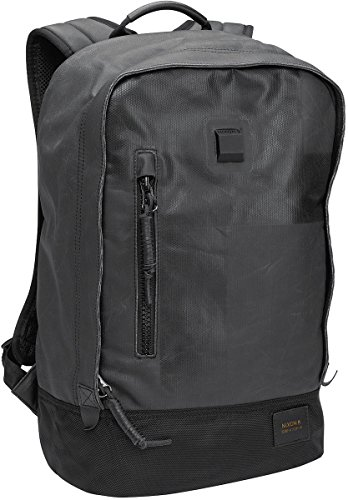 Nixon Men's Base Backpack, Black, One (Nixon Mesh Backpack)