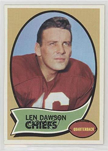 Len Dawson (Football Card) 1970 Topps - [Base] #1