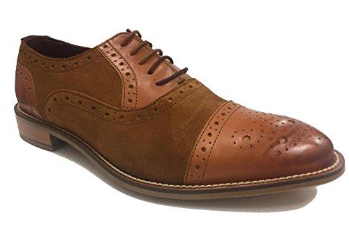 London Brogues - Zapatos de Vestir hombre