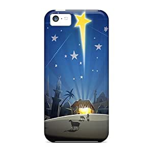 Fashionable CpFyOUv1268CMYDx Iphone 5c Case Cover For Evening Star Protective Case