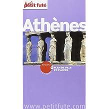 ATHÈNES 2012-2013 + PLAN DE VILLE