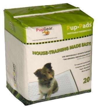 Pup-Pads™ Disposable 20-Pack Regular