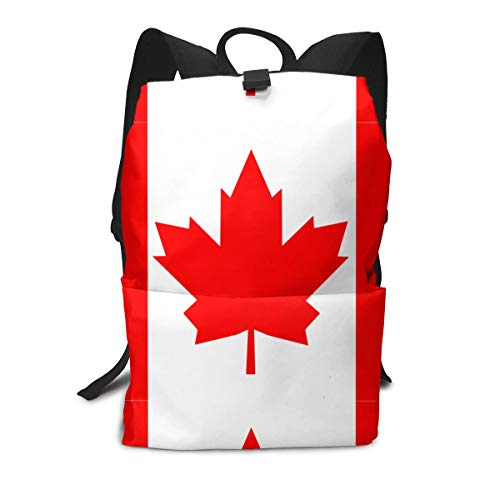 Canada Flag.png Stylish And Sophisticated Adult Backpacks- Travel Backpacks For Men And Women (Best Student Life Universities In Canada)