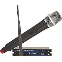 VocoPro Single Channel UHF Wireless Microphone System
