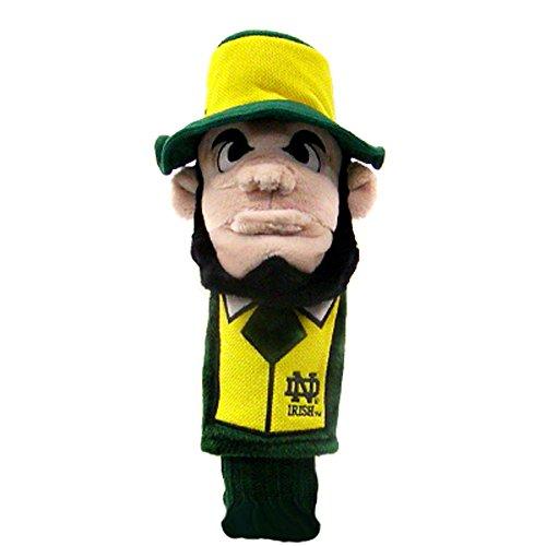 Team Golf NCAA Notre Dame Fighting Irish Mascot Headcover