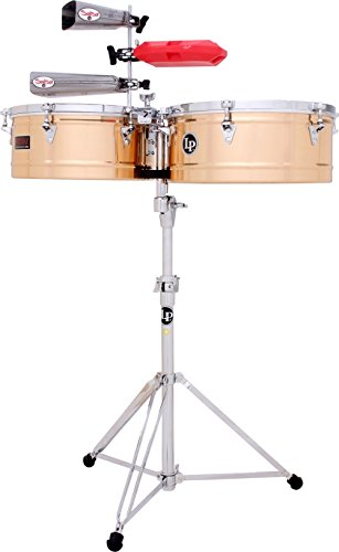 Latin Percussion LP1314-BZ Timbal Bronze by Latin Percussion