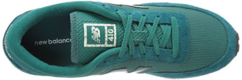 New Balance Unisex-Erwachsene U410v1 Low-Top Grün (Green)