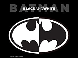Batman Black And White Motion Comics - Season 1