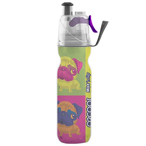 o2cool-arcticsqueeze-insulated-mist-n-sip-squeeze-bottle-20-ounce-artist-one