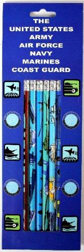 6 Theme Design #2 Pencils 72 pcs sku# 1457752MA by DDI